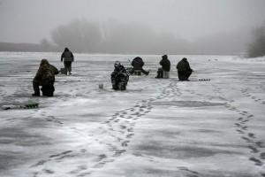 Зима_лёд